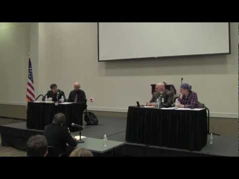 "NTSSC: ""Does God Exist"" Debate with Dillahunty/Eberhard vs Ferrer/Lee"