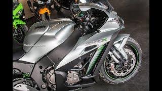 Kawasaki Ninja ZX-10R 2018 Titan Review Price Danh gia xe
