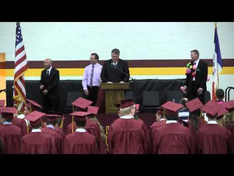 MPCHS Graduation 2015