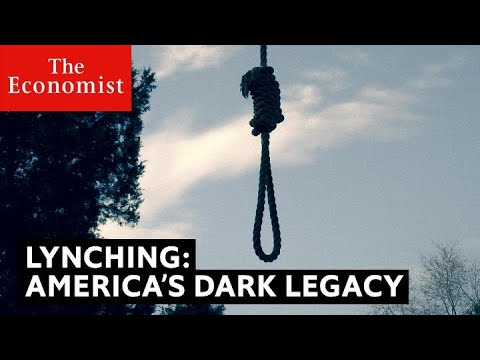 How lynching still affects American politics | The Economist