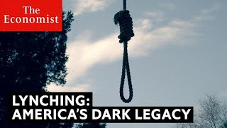 How lynching still affects American politics | The Economist