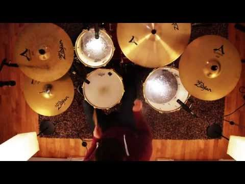 Here is a video of me doing a drum cover. The room that it was filmed in will be where all lessons will take place.
