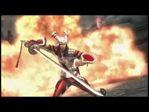 Theme Of Nagamasa Azai  - Sengoku Basara 4 OST Extended