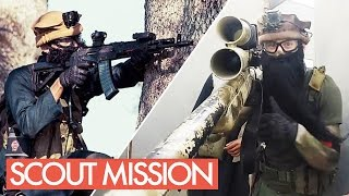 Scout Sniper Mission with Jet Desertfox - OP Uprising part 2