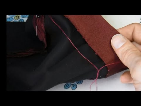 How To Hem Dress Pants With A Blind Stitch (Ever Expanding Life)