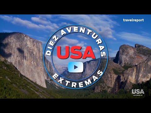 10 aventuras extremas que vivir en Estados Unidos
