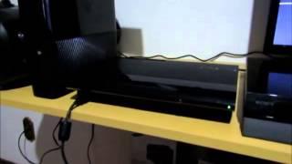 Colocando hd 500 GB no Playstation 3 12GB