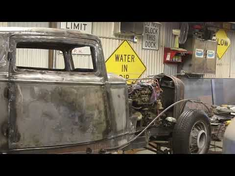 32 Ford Coupe Tears # 6