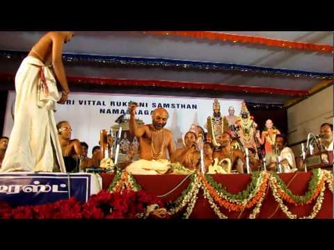 announcement of the star Birthday of Sri Vittaldas by venkat Narayan