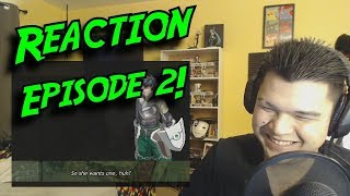 Rising of the Shield Hero Episode 2 Reaction!