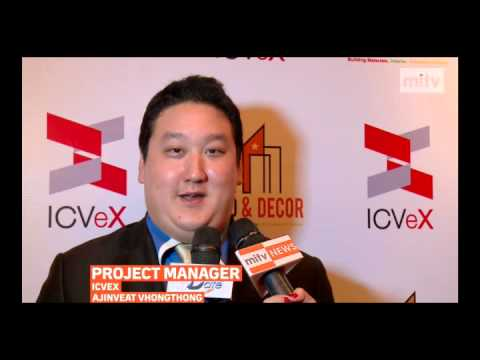 mitv - Construction Expo: Myanmar Build And Décor 2015