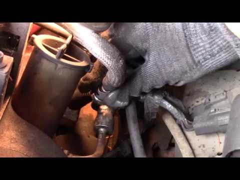 Ford Fuel Line Removal Hack!