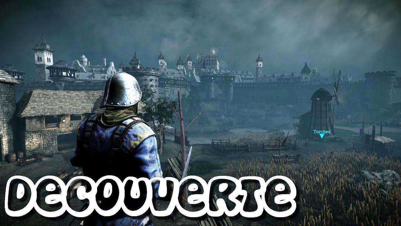 (decouverte) Chivalry Medieval Warfare  Multijoueur  Doovi