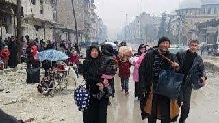 ستديو الآن 13-12-2016  اتفاق وقف إطلاق النار وخروج المدنيين والمقاتلين من حلب مهدد بالانهيار