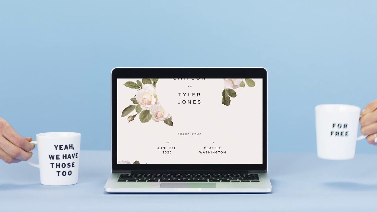 Zola Beautiful Affordable Wedding Invites Paper How It Works V2 Youtube