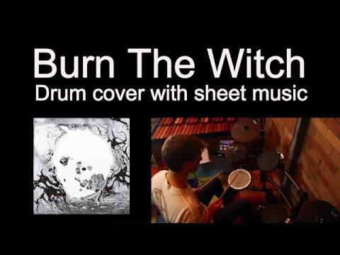 Radiohead Burn The Witch - (copyright butchered my video) With Sheet Music Tab #15