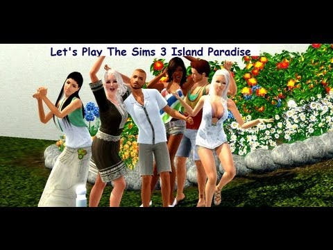 Island Paradise LP Pt. 24 Wedding! & (Island CHEAT)