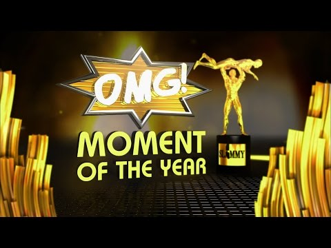 "2014 WWE Slammy Awards - ""The OMG Shocking Moment of the Year"""