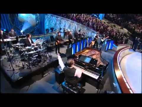 Lakewood Church - Very Same Power / Shout Unto God 4/24/11 Easter