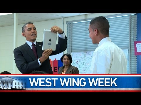 "West Wing Week 02/07/14 or ""POTUS Cam!"""