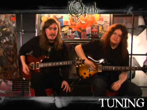 Opeth - Guitar Lesson - The Grand Conjuration