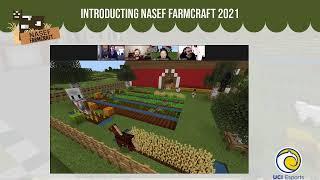 Announcing NASEF Farmcraft™ 2021, Where You Adapt to Grow - Bi-weekly Live Stream #1