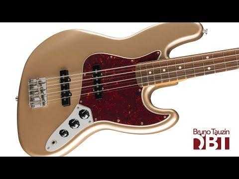 Fender Vintera Jazz Bass '60s ? Test Complet