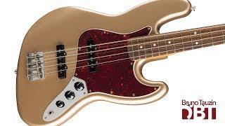 Fender Vintera Jazz Bass '60s Test Complet