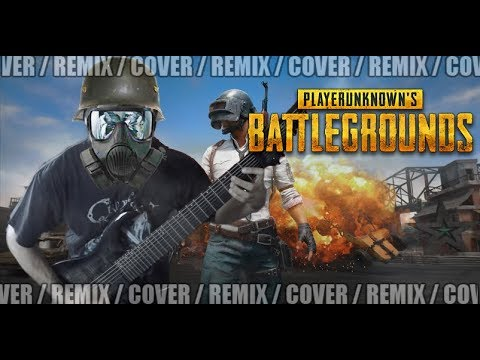 PlayerUnknown's Battlegrounds - Main Theme | METAL REMIX