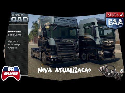 ON THE ROAD - #11 - NOVA ATUALIZAÇÃO - G27 - 60fps