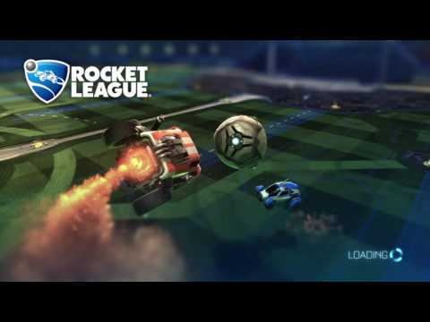 Rocket League Shooting Star
