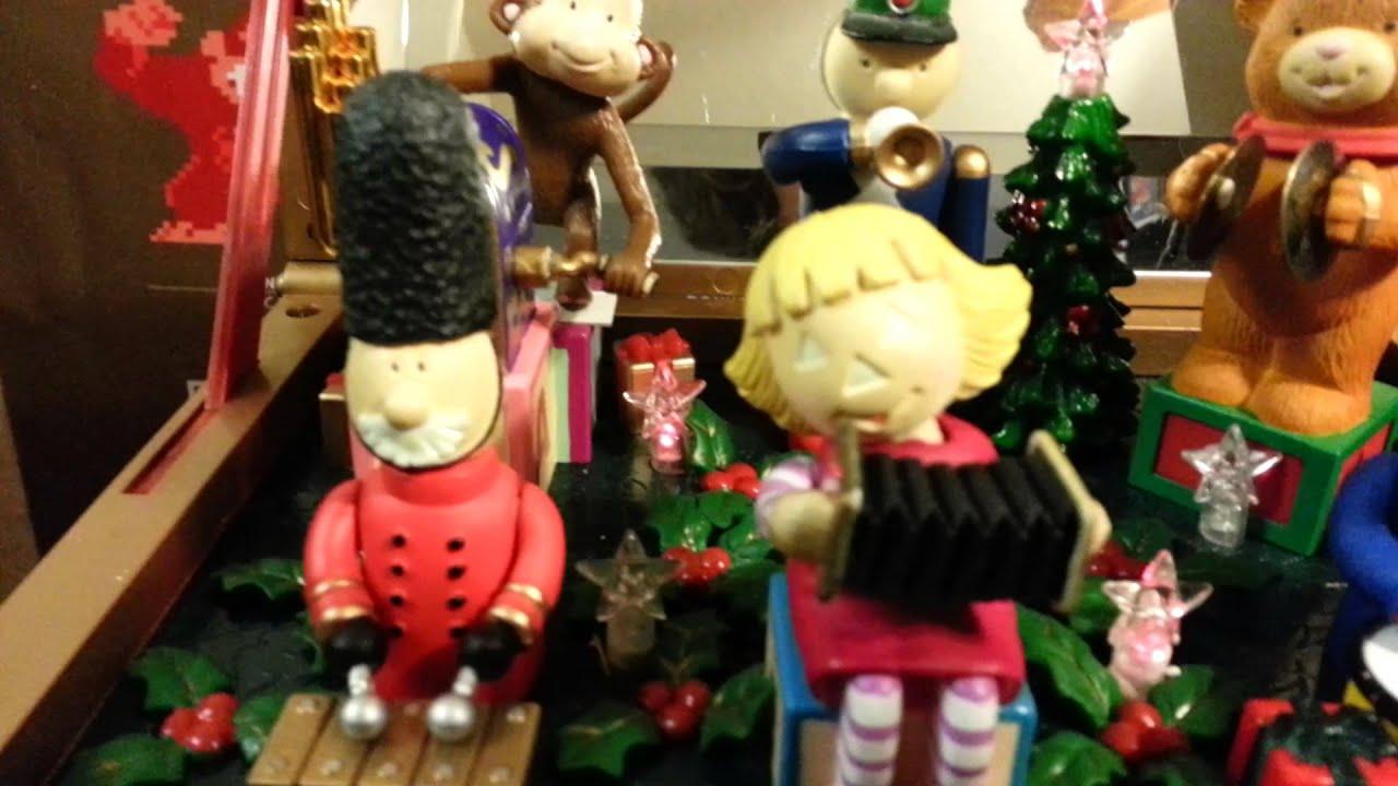 Christmas Toy Box : Maisto christmas toy box on lenyvintagegames youtube