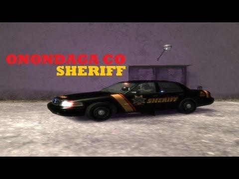 Onondaga County Sheriff Patrol