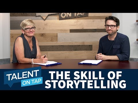 Storytelling Is a Must-Have Skill for Every Recruiter | Talent on Tap