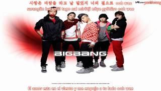 Big Bang - Twinkle Twinkle (반짝반짝) [Sub Español + Hangul + Romanización]