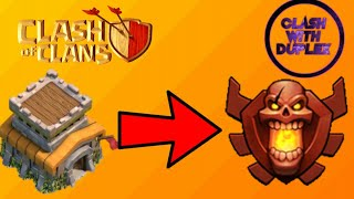 || Clash Of Clans || Th8 Champion Push Strategy || Govape Raid ||