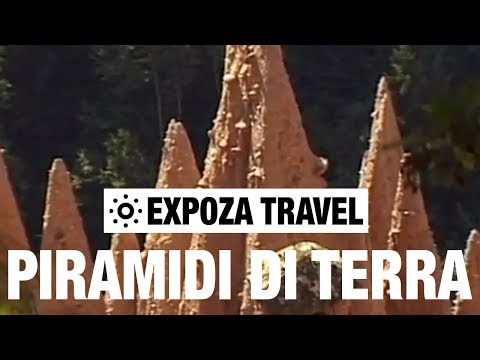 Piramidi Di Terra (Austria) Vacation Travel Video Guide