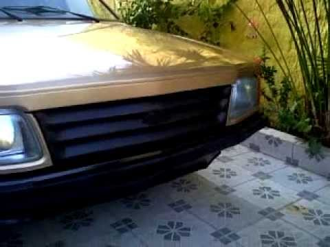 Ford Del Rey cht 1.6 1984 serie gold