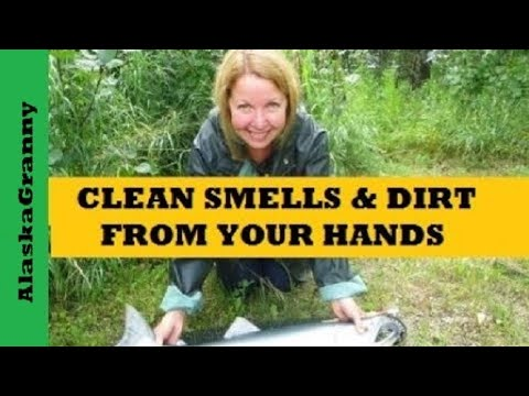 Clean Smells and Dirt from Hands - 동영상