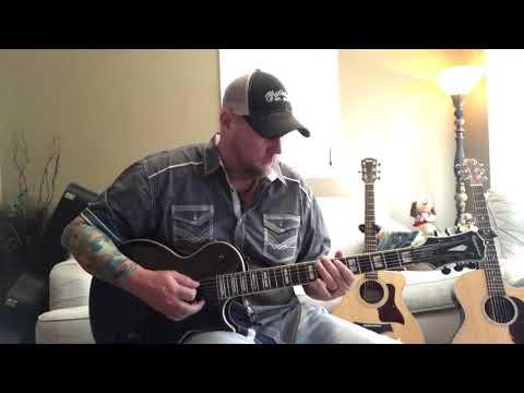 Leviathan - Volbeat (guitar cover)