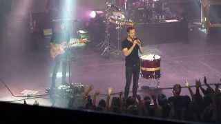 Imagine Dragons - It's Time @ Cirque Royal 29-11-2013