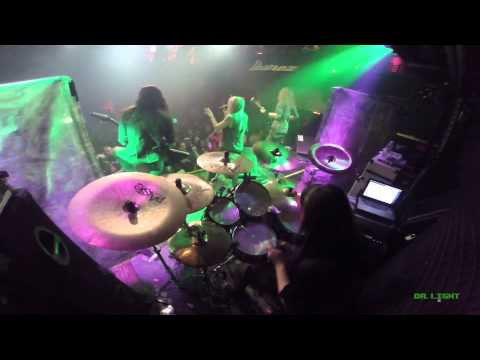 The Agonist - Thank You Pain (Live in Montreal)