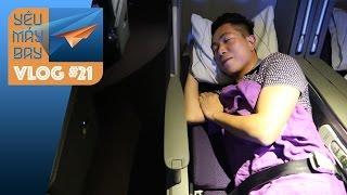 VLOG #21: 10 mẹo chọn chỗ ngồi trên máy bay | Yêu Máy Bay