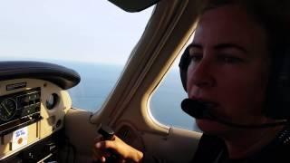 Karin Cadzin Nantucket flight Thumbnail