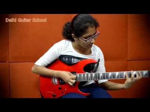Trinity Rock and Pop Grade 5 exam piece Money - Ridhima Narula