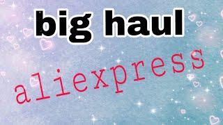 Unboxing Big haul Aliexpress 2ème partie (scrap et création bijoux)