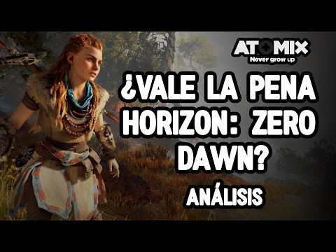 ¿Vale la pena Horizon Zero Dawn?