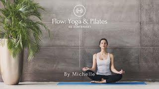 Flow | Yoga & Pilates🌸 | De Zenfanaat