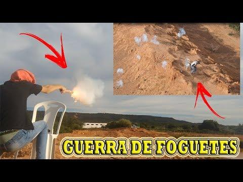 GUERRA DE FOGUETES
