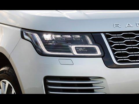 2018 range rover led lights youtube